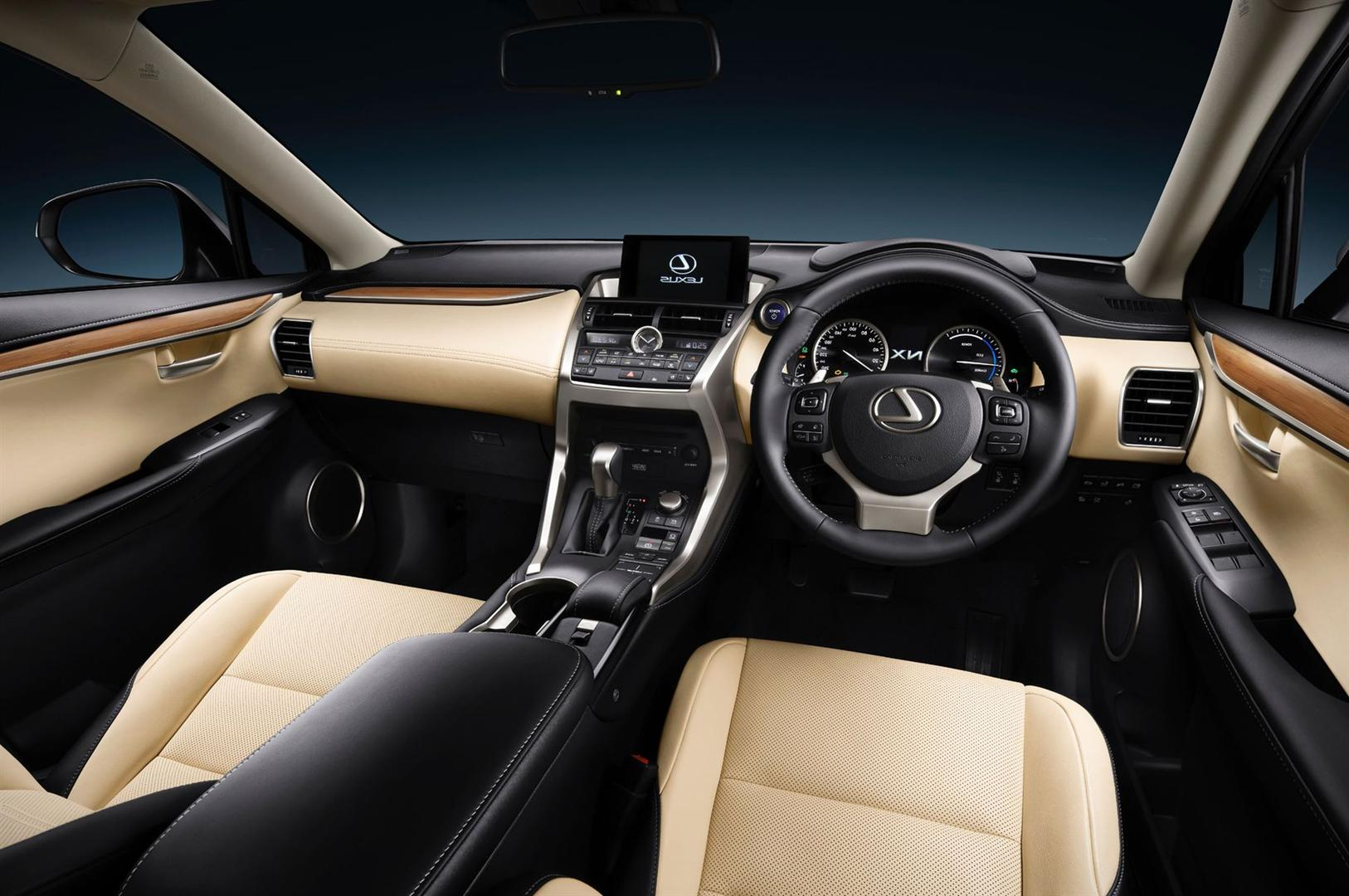 2019 Lexus GS 350 Redesign Interior