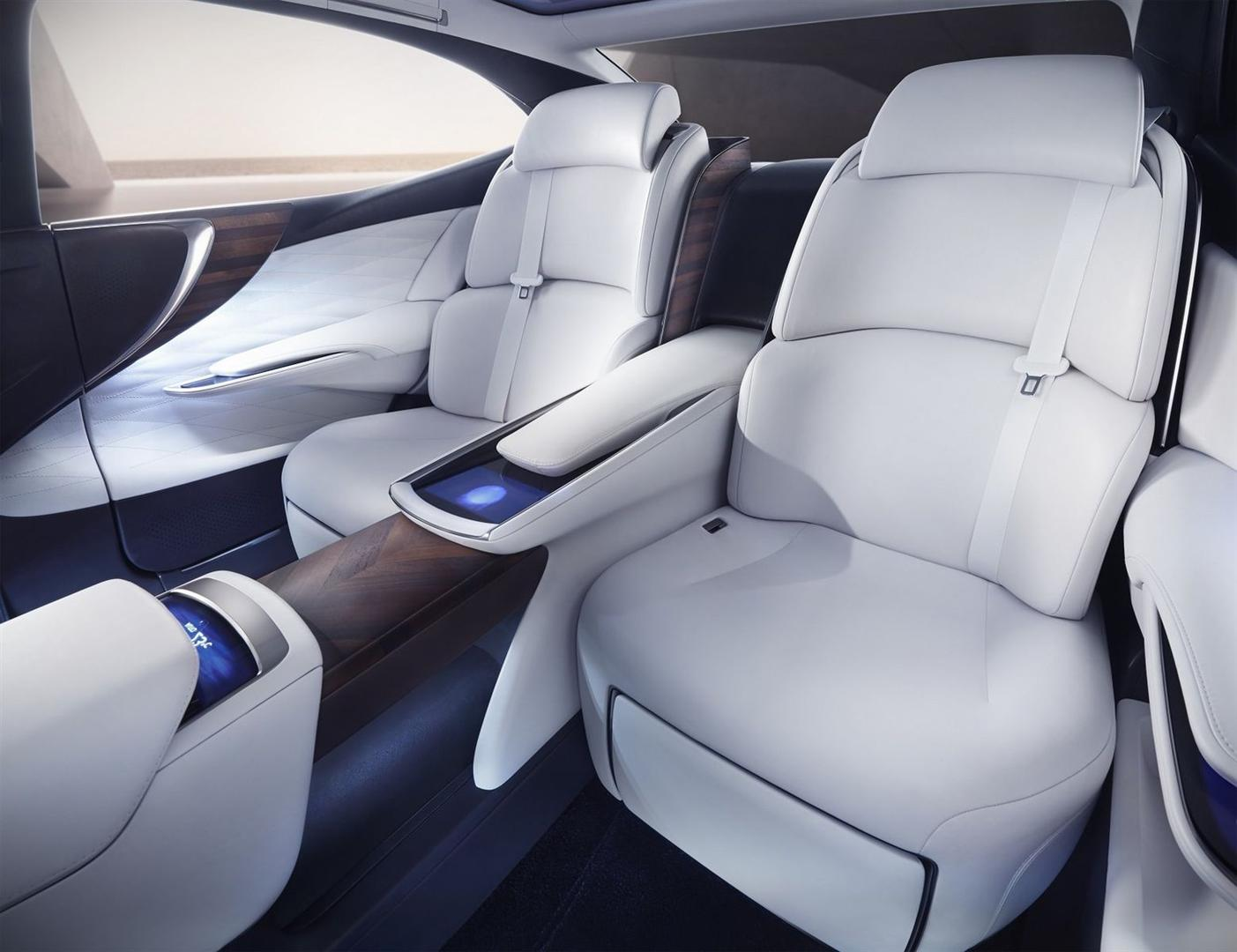 2019 Lexus GS 350 Seating Color