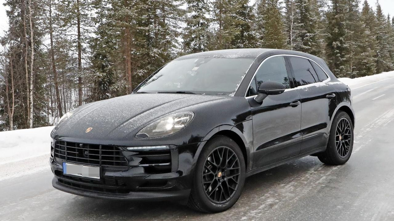 2019 Porsche Macan Redesign and Updates