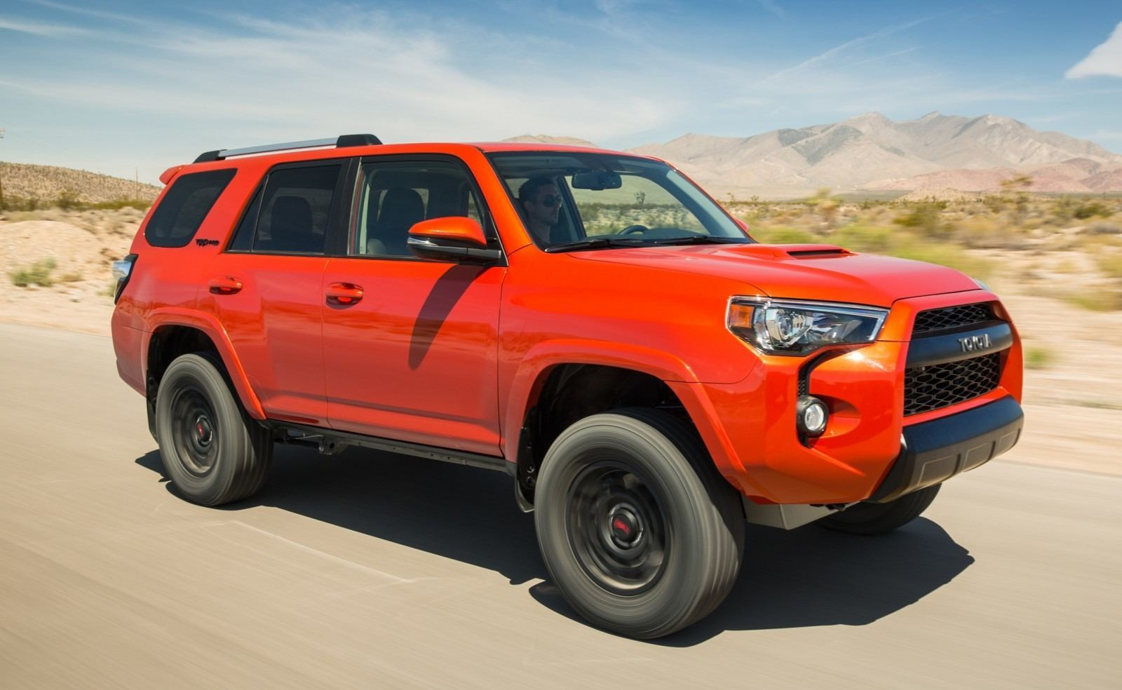 2019 Toyota 4Runner Concept News and TRD Pro Update