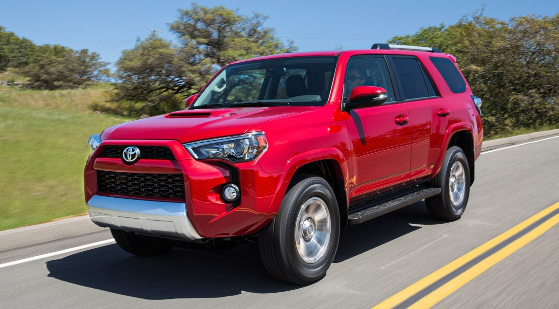 2019 Toyota 4Runner Release Date Limited Version