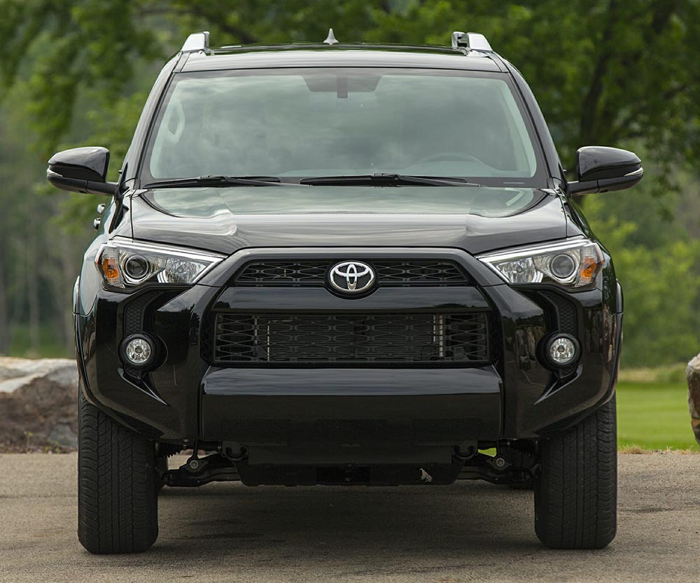 2019 Toyota 4Runner Trd Pro Chassis With V8 Engine