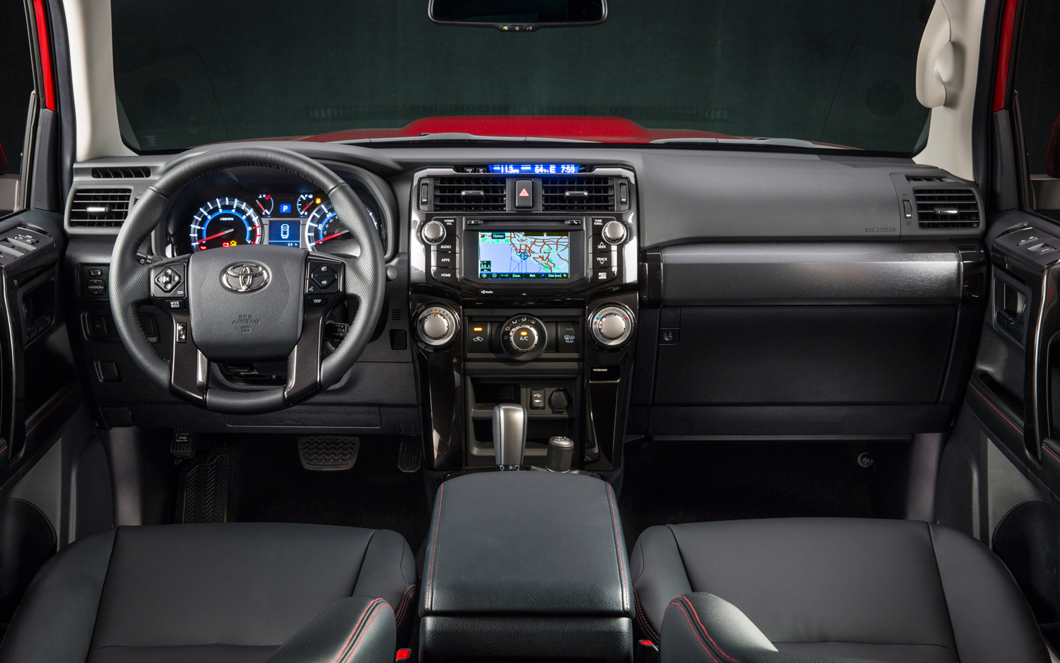 2019 Toyota 4runner Interior Changes
