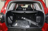 2019 Toyota 4runner Trunk Capacity