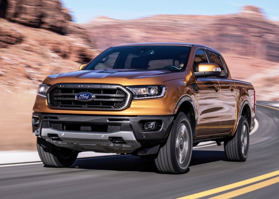 2019 Ford Ranger USA Diesel Performance