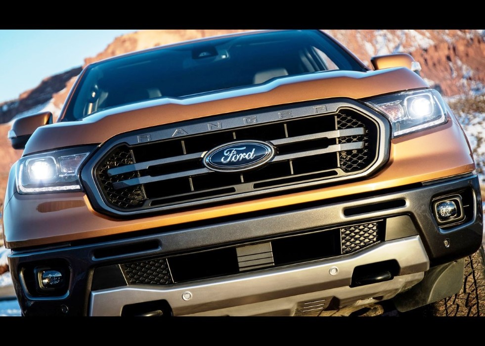 2019 Ford Ranger USA MPG and Horsepower