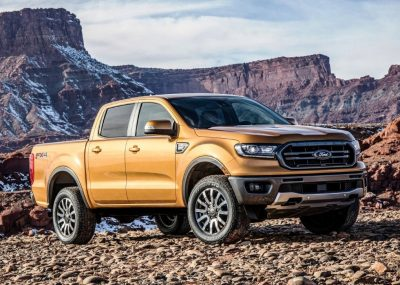 2019 Ford Ranger USA Price, Specs & Release Date