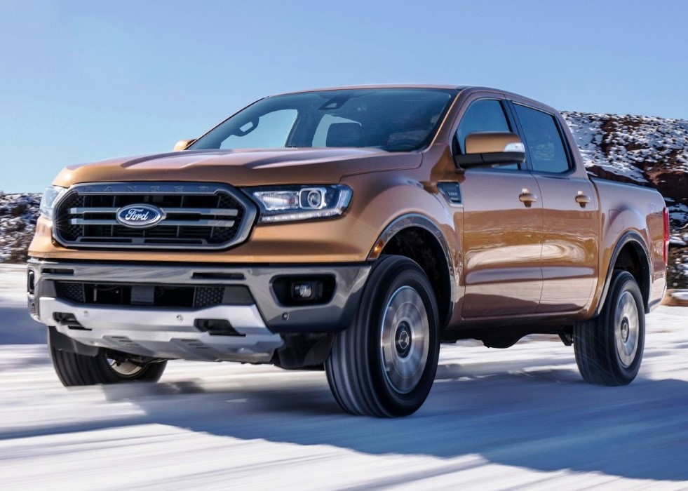 2019 Ford Ranger USA Specs and Price