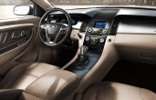 2019 Ford Taurus SHO Interior Changes