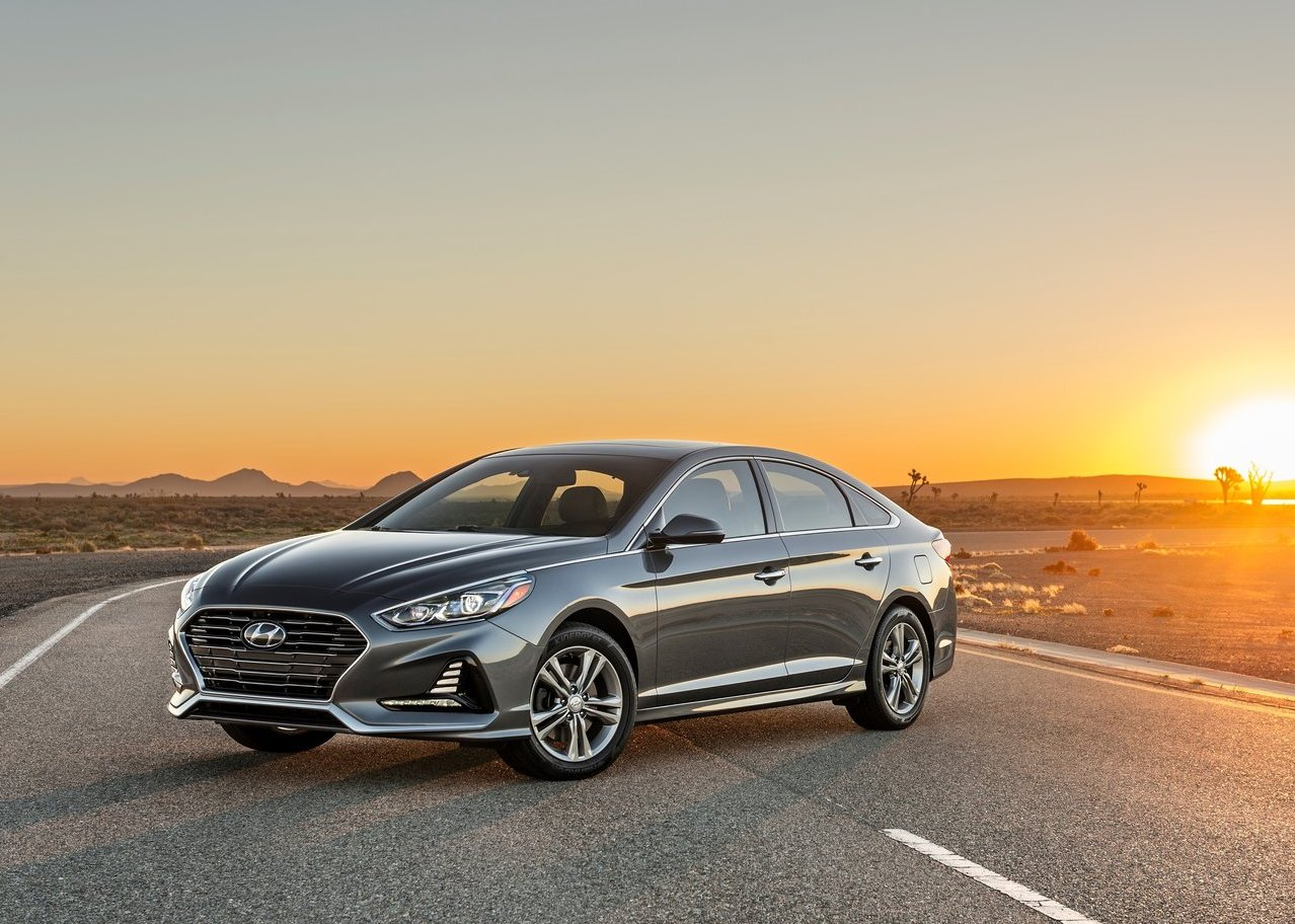 2019 Hyundai Sonata Hybrid Sedan Release Date and Price