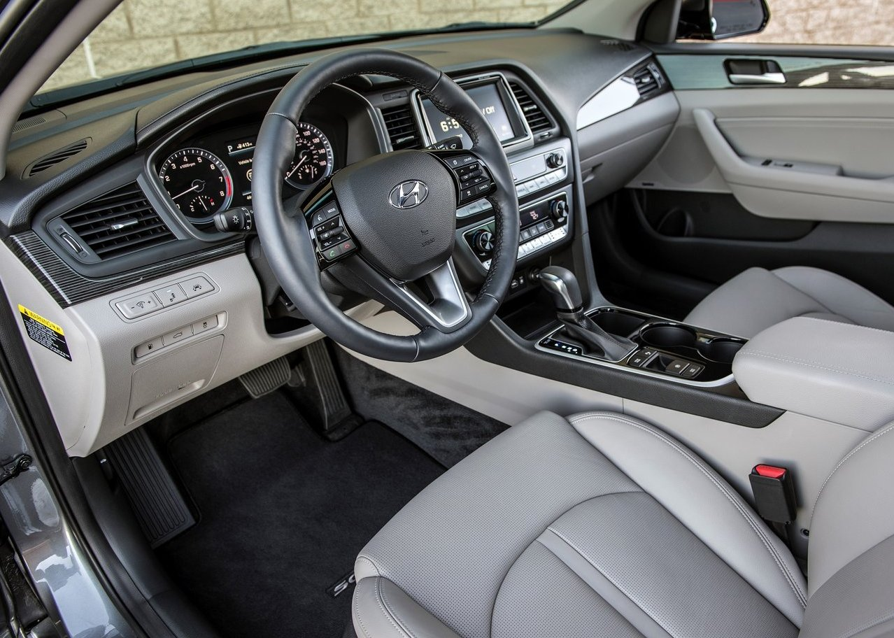 2019 Hyundai Sonata Interior Changes