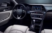 2019 Hyundai Sonata Sport Interior Features