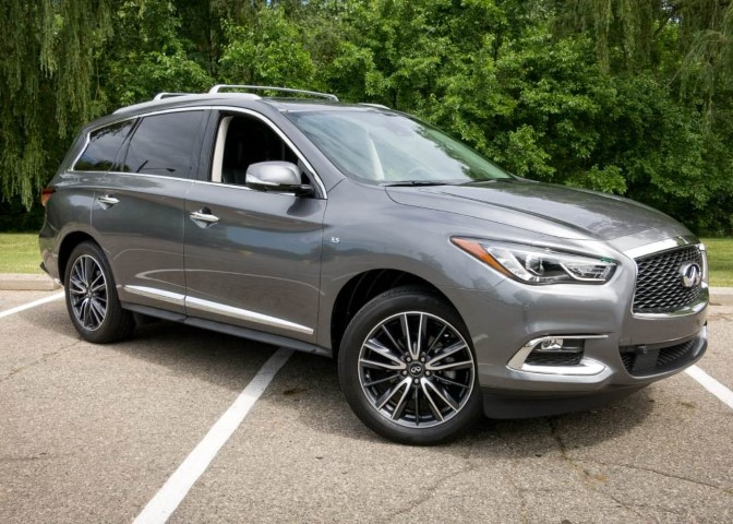 2019 Infiniti QX60 Price and Release Date