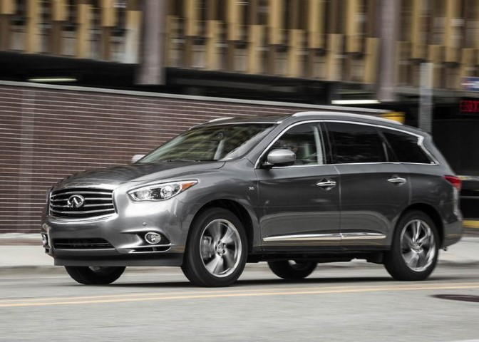 2019 Infiniti QX60 Redesign and Changes