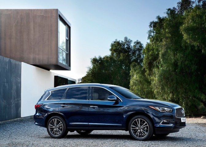 2019 Infiniti QX60 Specs and Equipment