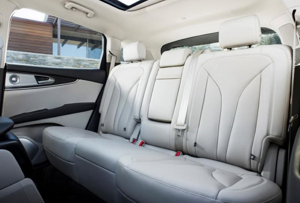 2019 Lincoln Aviator Seat Interior