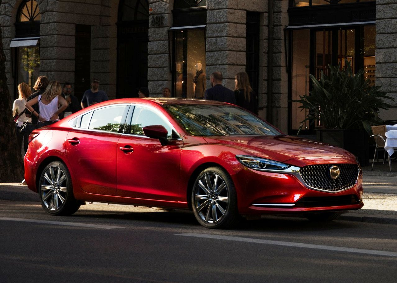 2019 Mazda 6 Coupe and Wagon Lineup