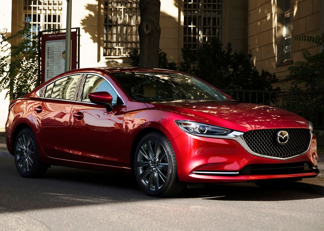 2019 Mazda 6 Diesel Engine Performance & MPG