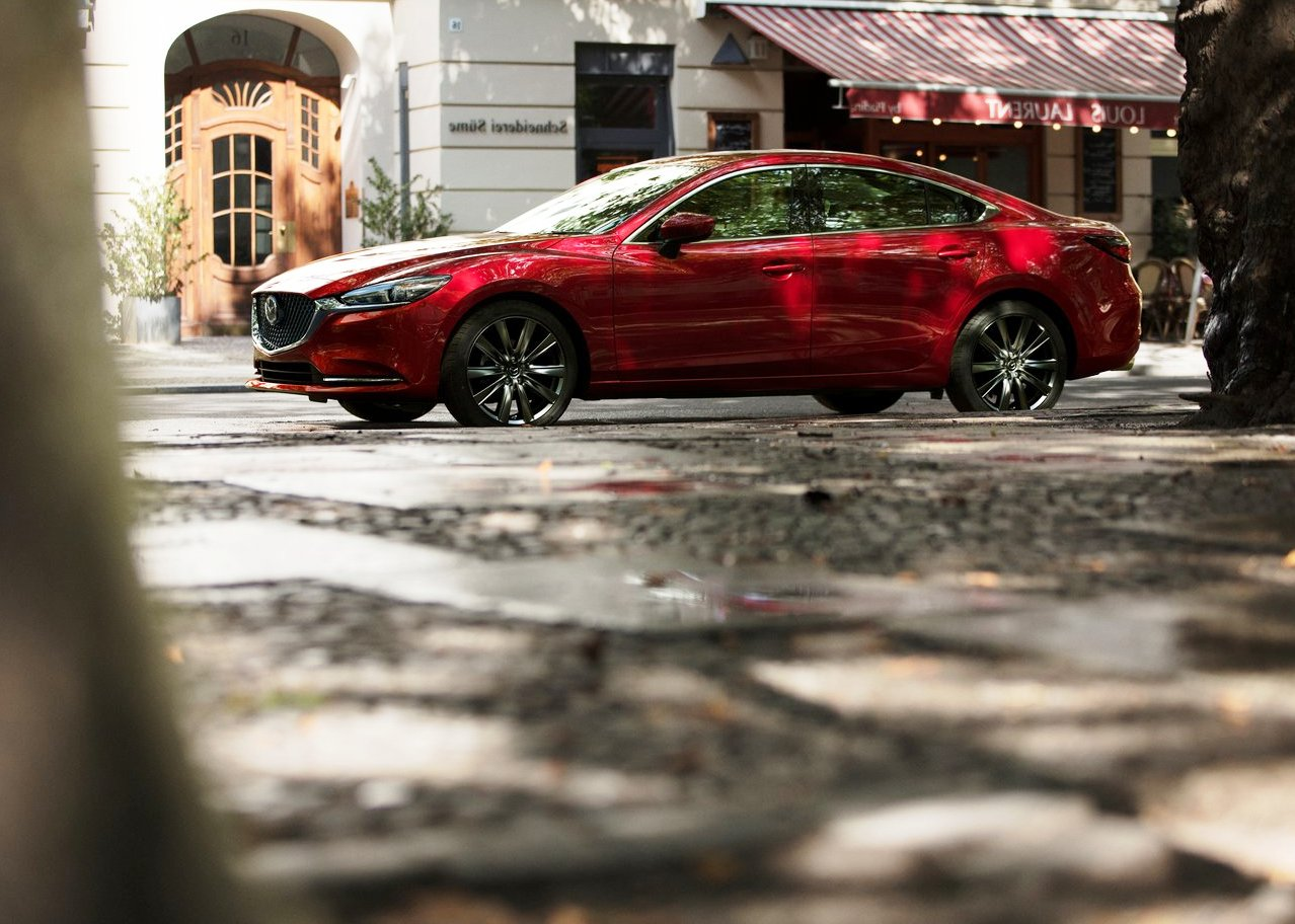 2019 Mazda 6 Price and Availability