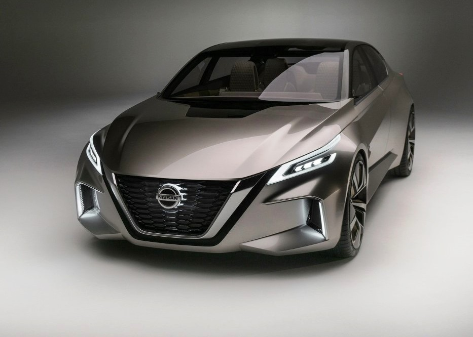 2019 Nissan Altima Reedesign and Changes