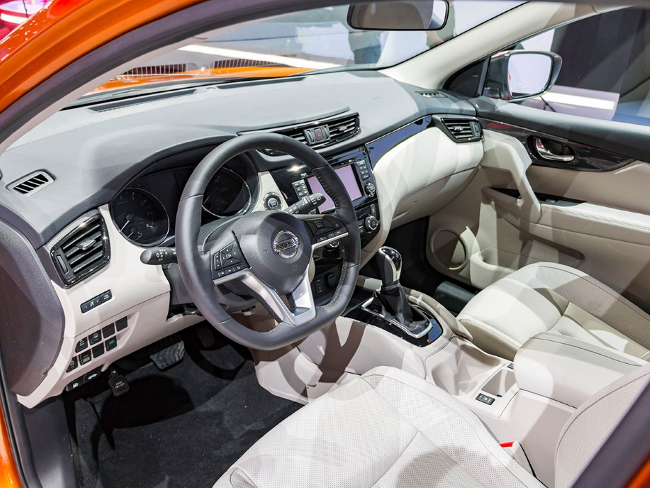 2019 Nissan Pathfinder Interior Changes