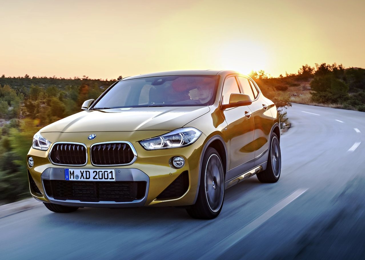 2019 BMW X2 20i sDrive 0-60 MPH On The Road Test