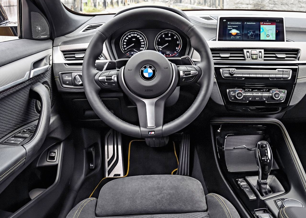 2019 Bmw X2 20i Sdrive Vs Volvo Xc40 Interior Automotive Car News