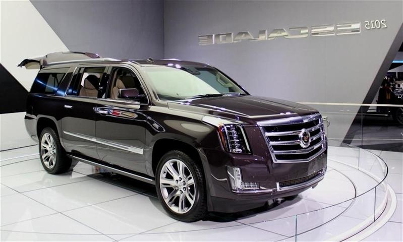 2019 Cadillac Escalade ESV Price and Release Date