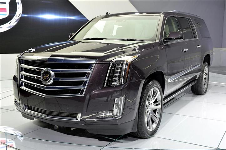 2019 Cadillac Escalade Release Date and Prices