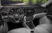 2019 Jeep Grand Cherokee New Generation Interior