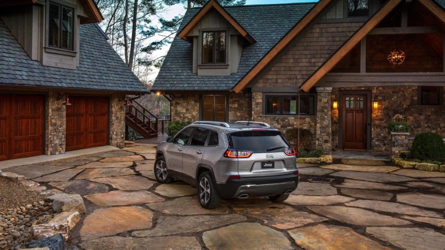 2019 Jeep Grand Cherokee Redesign Exterior