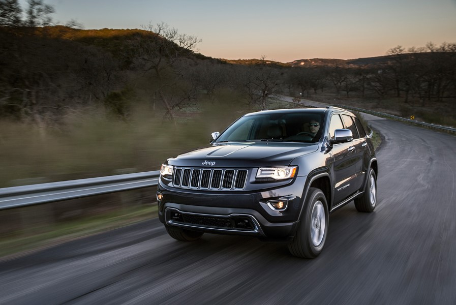 2019 Jeep Grand Cherokee Redesign Photos