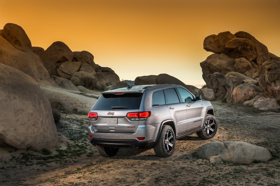 2019 Jeep Grand Cherokee SRT Price