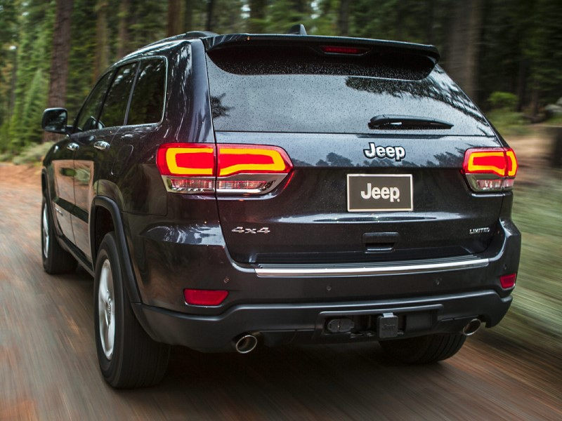 2019 Jeep Grand Cherokee Trailhawk For Sale