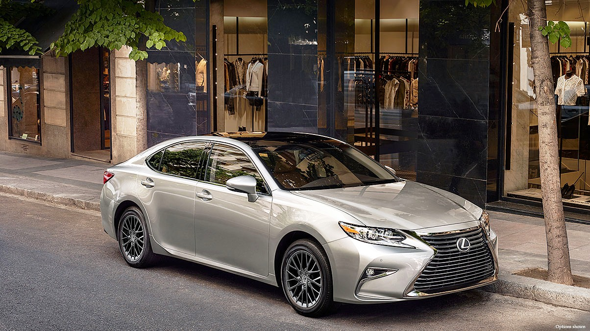 2019 Lexus ES 350 AWD Engine Changes