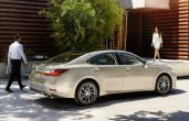 2019 Lexus ES 350 Changes Exterior