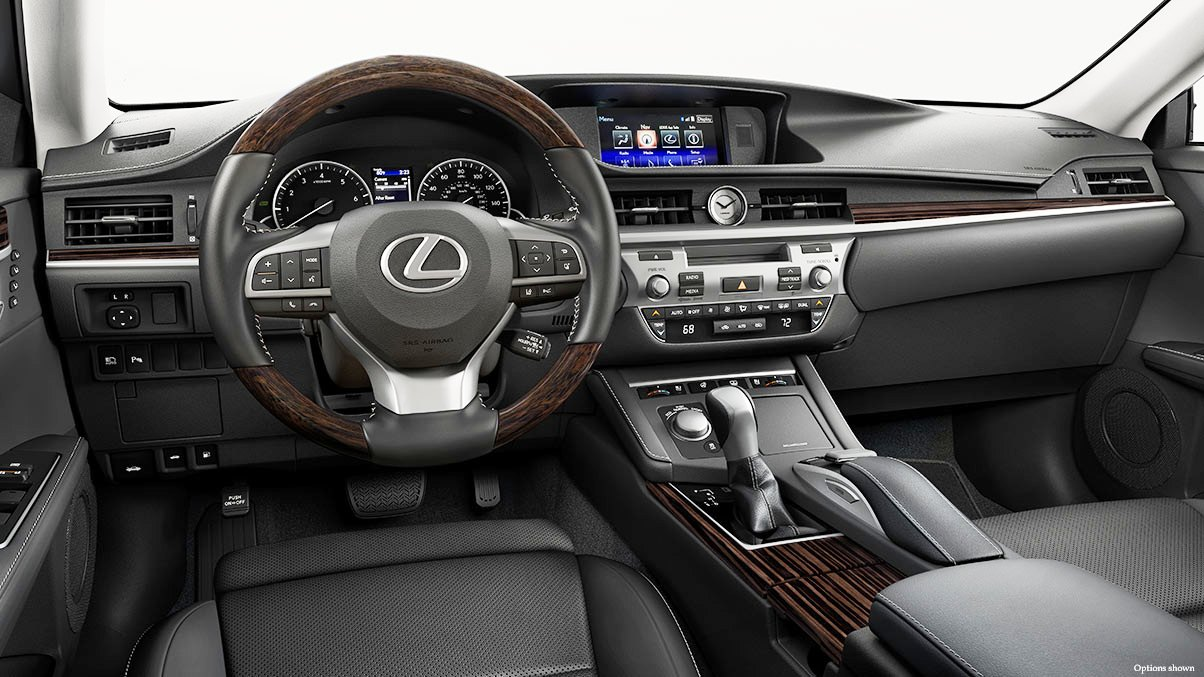 2019 Lexus ES 350 Photos Interior