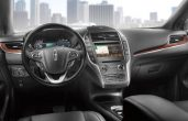 2019 Lincoln MKC Interior Features Update