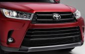 2019 Toyota Highlander Changes Exterior