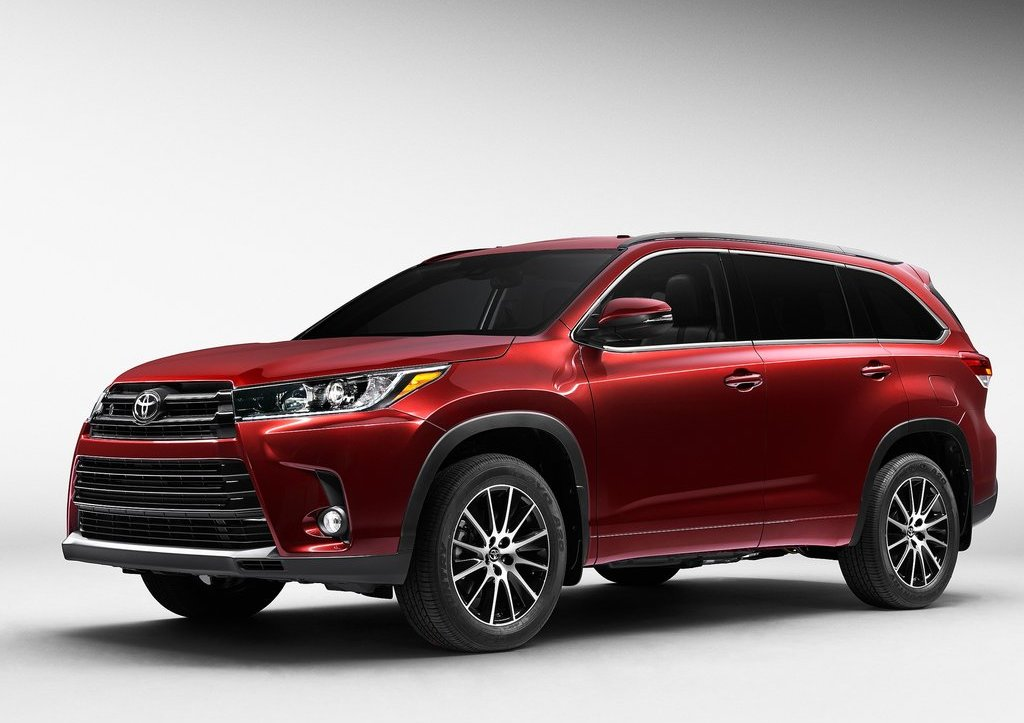 2019 Toyota Highlander Hybrid AWD Performance
