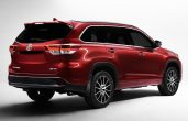 2019 Toyota Highlander SE LE Trims