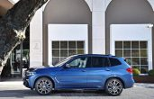 2020 BMW iX3 Battery Range