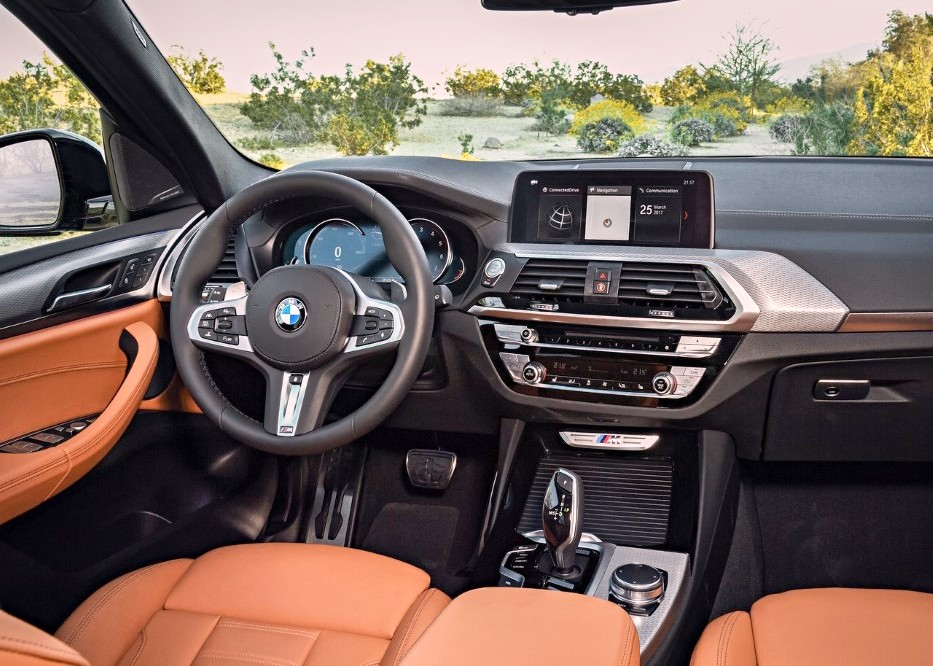 2020 BMW iX3 Interior Features