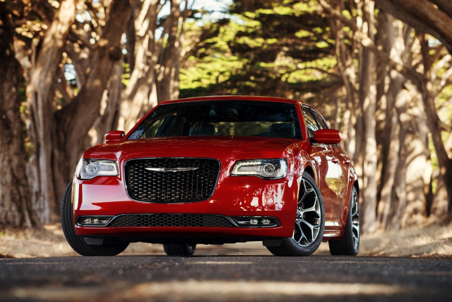 2020 Chrysler 300 Changes Concept Witrh SRT Engine