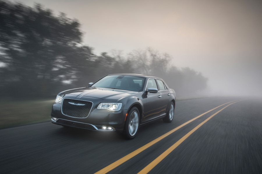 2020 Chrysler 300c SRT8 Gas Mileage and Horsepower
