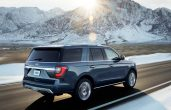 2020 Ford Expedition Diesel Dimensions