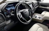 2020 Ford Expedition Diesel Interior Features
