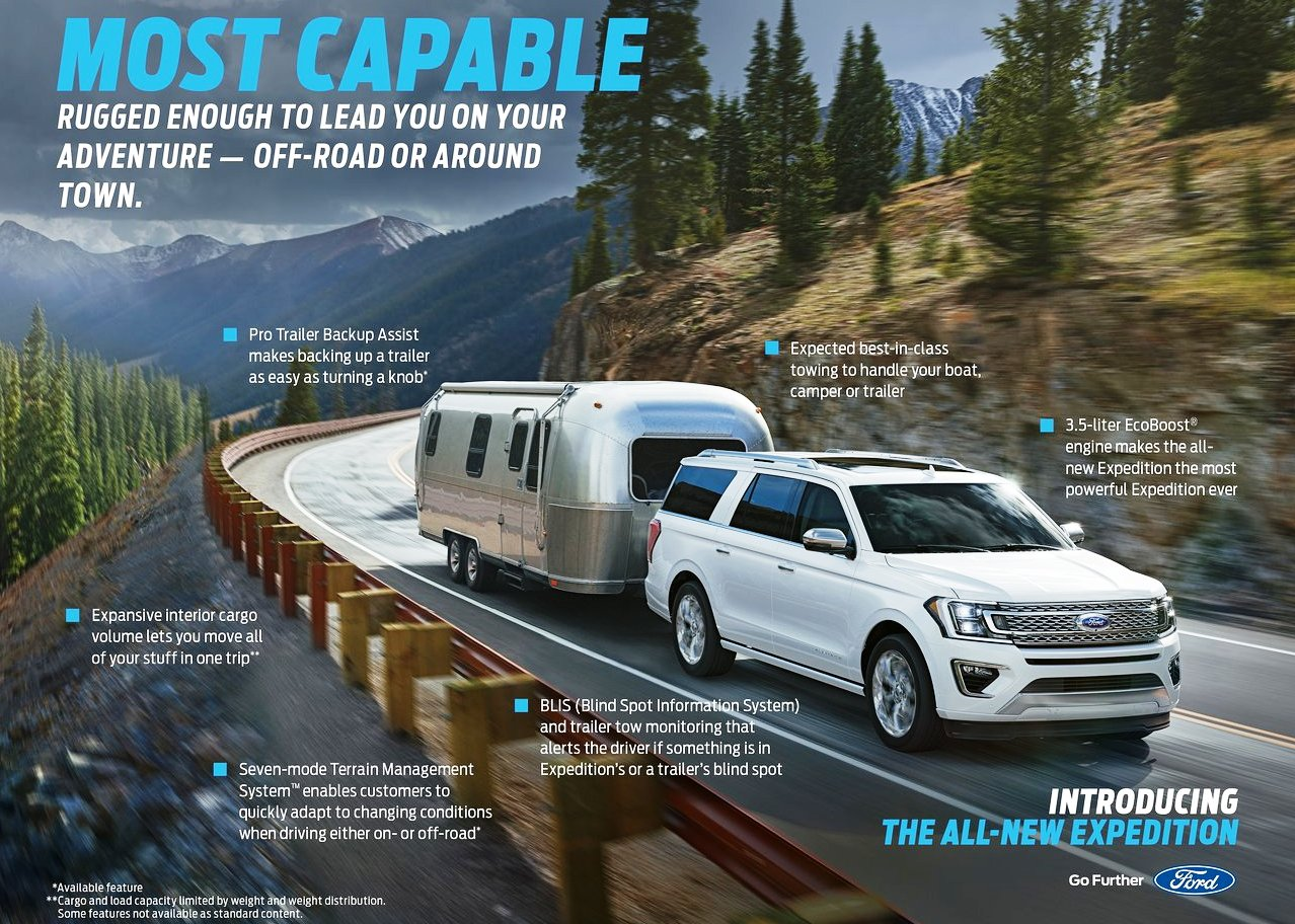 2020 Ford Expedition Diesel Specs