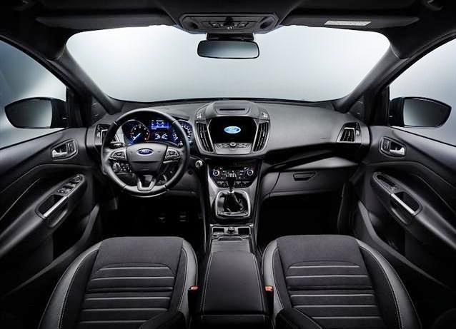 2020 Ford Kuga 7 Seats Interior Photos