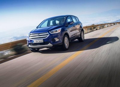 2020 Ford Kuga Redesign, New Engine & Equipment [UPDATE]